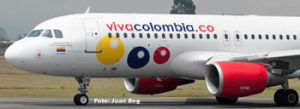 vivacolombia a320