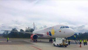 vivacolombia avion nuevo 2015