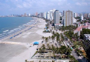 Playas cartagena bocagrande