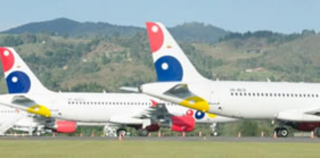 vivacolombia avion