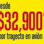 SOLO EL 10 DE OCTUBRE TIQUETES DESDE $ 32.900 EN VIVACOLOMBIA