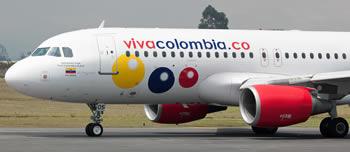 vivacolombia aerolinea colombia