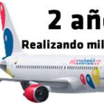 ANIVERSARIO VIVACOLOMBIA BOGOTA – BARRANQUILLA DESDE $ 49.990