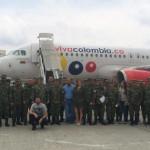 VIVACOLOMBIA CUMPLE LOS SUEÑOS DE LOS HEROES