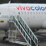 SEPTIMO AVION DE VIVACOLOMBIA