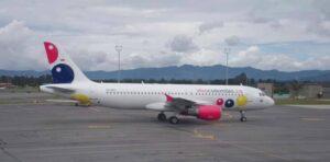 avion nuevo viva