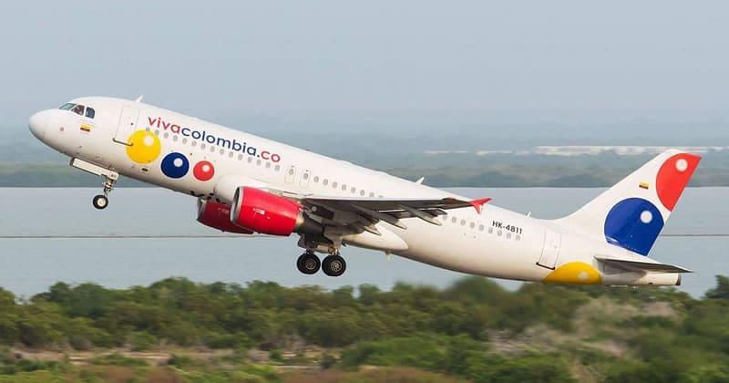 vivacolombia 2x1 viajes éxito