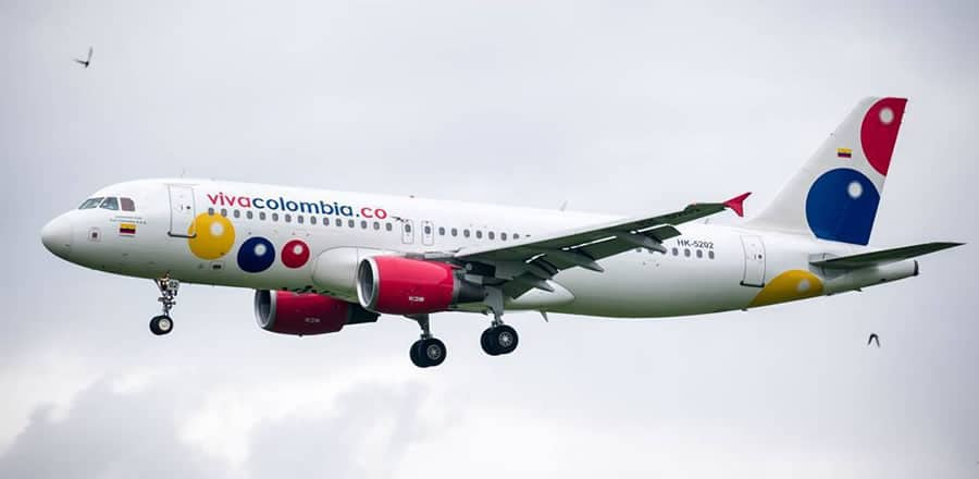 viva colombia vivaair