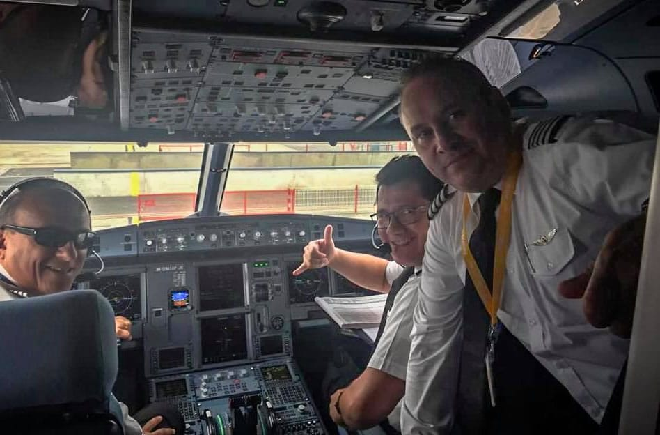 viva air a320 airbus colombia