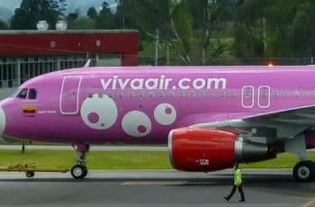 viva air aviones nuevos