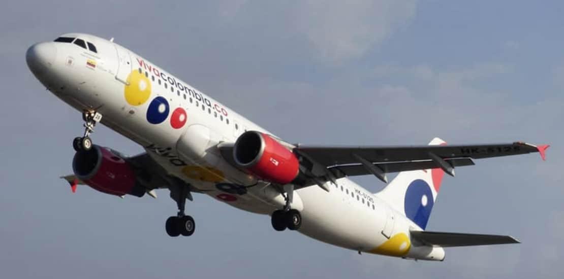 viva air avion a320 nuevo 2019 ceo