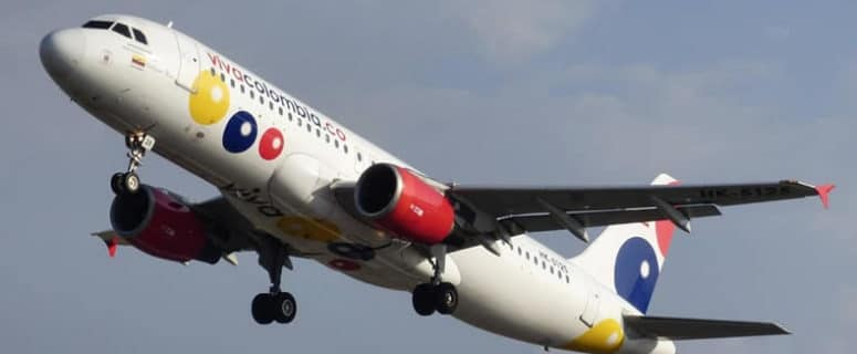 viva air avion a320 nuevo 2019 ceo