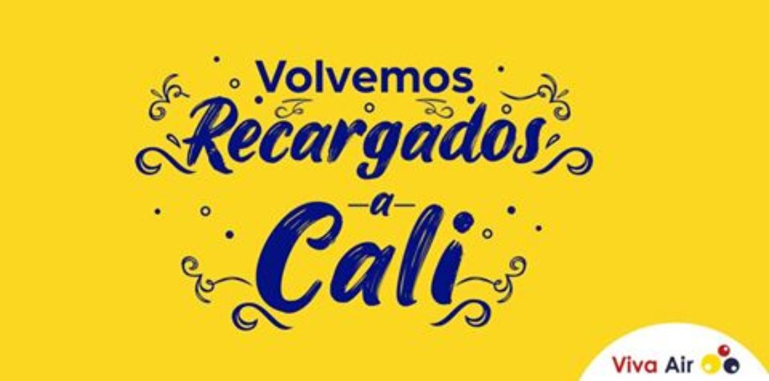 viva air cali colombia