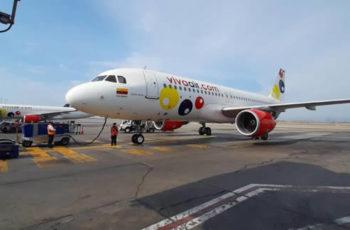 viva air peru vuelos humanitarios