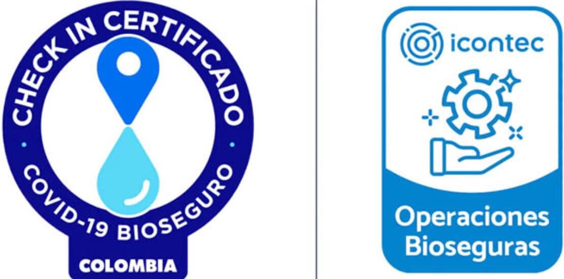 viva air colombia certificado bioseguridad