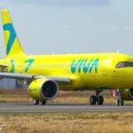VIVA AIR BOOMERANG EL PRIMER A320 NEO