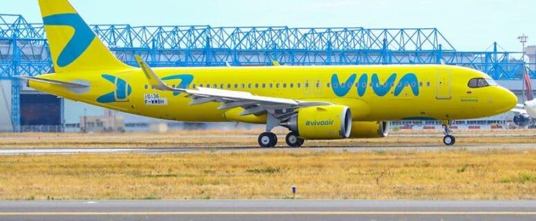 viva air a320neo