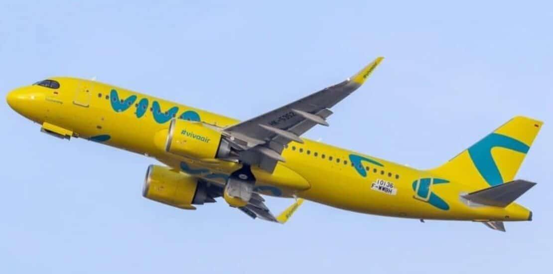 avion viva air nuevo